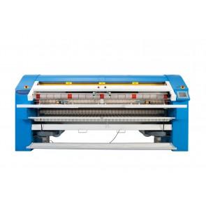 Calandru electric, cu 30 programe de calcare, temperatura de calcare si viteza controlate electronic, productivitate 80kg/h,
