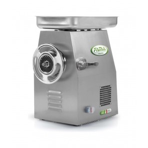 Masina de tocat carne, din inox, productivitate 600kg/ora, motor 1400 rotatii/min, alimentare 220V, putere instalata: 2200W