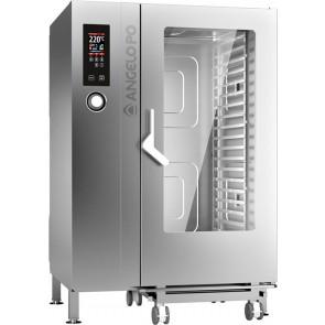 Cuptor mixt, alimentare gaz, nivelul 3, capacitate 20 tavi GN2/1