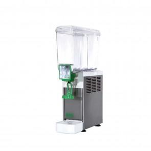 Distribuitor bauturi racoritoare, cu pompa submersibila, 1 grup, capacitate 5 litri, compresor ermetic, structura portanta din inox