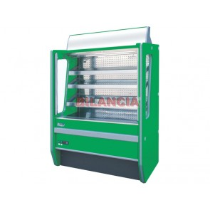 Raft frigorific cu motor, 4 polite, temperatura de lucru +4 °C/+10 °C, dezghetare automata