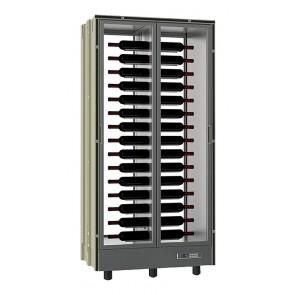 Vitrina verticala pentru vinuri, capacitate 120 sticle, putere 360W
