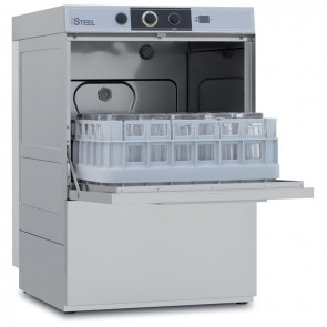 Masina de spalat farfurii si pahare, model SteelTech 34-01, consum apa 2.6 litri/ciclu, putere 3500W