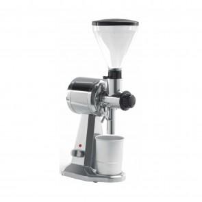 Masina de macinat cafea/piper, din inox, productivitate orara 10kg cafea/piper, putere instalata: 750 W
