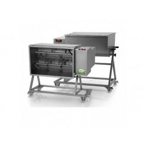 Malaxor carne, capacitate 75kg, 1 paleta, motor ventilat, putere 1500W