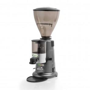 Masina de macinat cafea cu dozator, corp inox, productivitate 6/8kg/ora, putere instalata: 350 W