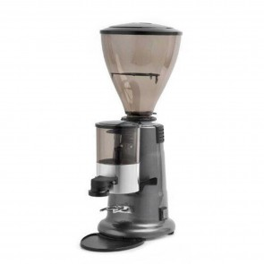 Masina automata de macinat cafea cu dozator, corp inox, productivitate 6/8kg/ora, putere instalata: 350 W