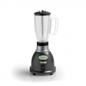 Blender, pahar din plastic transparent, motor cu transmisie directa-9000/14000 rotatii/minut, putere instalata: 400 W