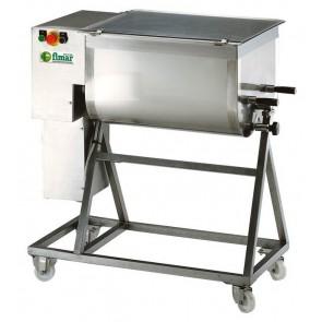 Malaxor carne, capacitate 30kg, model de banc, 1 paleta, alimentare 220V, putere 750W