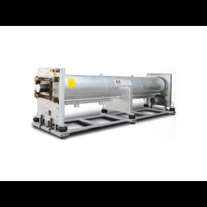 Centrifuga automata pentru starcere covoare, sistem cu senzor de protectie, putere 11000W