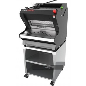 Masina automata de feliat paine, grosime feliere: la alegere intre 9 -11mm, putere absorbita: 1100W