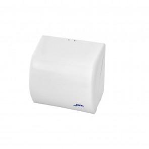 Dispenser prosoape hartie, alb, ABS