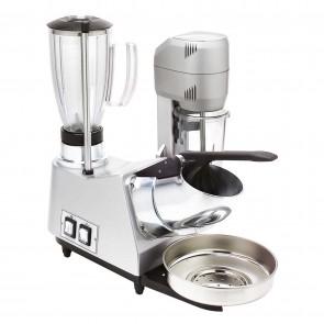 Aparat spart gheata-blender-mixer, pahar inox, capacitate 0,8 litri-mixer, 1,7 litri blender, alimentare 220V