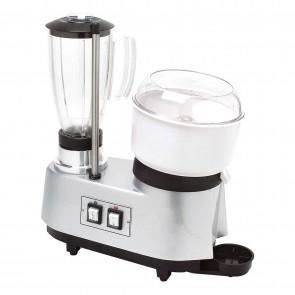Storcator citrice-blender, recipient din plastic, alimentare 220V, putere 0,3+0.4kW