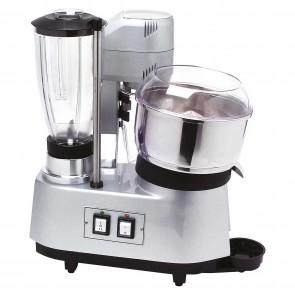 Grup multiplu: storcator citrice-blender-mixer, pahar blender din plastic-capacitate 0,8 litri, pahar mixer din plastic-capacitate 1,7 litri