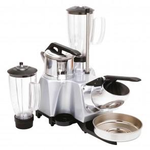 Grup multiplu: storcator citrice-aparat de spart gheata-blender, pahar blender din plastic-capacitate 1,7 litri ( +1 pahar mixer)