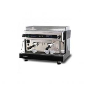 Espressor semiautomat, cu 2 grupuri, capacitate boiler 10.5 litri, putere 3600 W