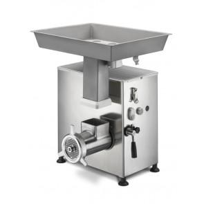 Masina de tocat carne, productivitate de 750 kg/h, structura inox, alimentare 380V, putere instalata: 3000W