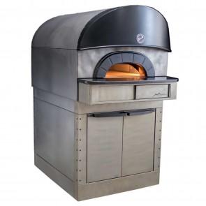 Cuptor cu o camera de coacere, model Neapolis 6, integral din samota, capacitate 6 pizza de 330mm, temperatura maxima 510 °C, putere 1500 W