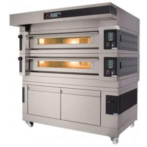 Cuptor electric pentru panificatie/patiserie, 100 programe de coacere personalizate cu pasi de coacere, putere totala 19500W
