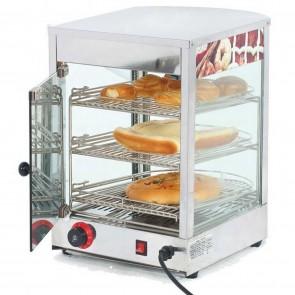 Vitrina pentru pizza, dimensiune 350x425x700, putere 1500 W
