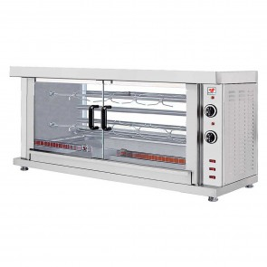 Rotisor electric, putere 9100W