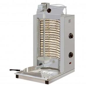 Aparat electric pentru kebab, putere 6000W