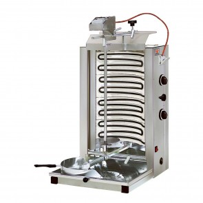 Aparat electric pentru kebab, putere 6400W