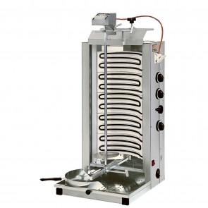 Aparat electric pentru kebab, putere 9000W
