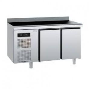 Masa rece cu 2 usi, capacitate 210 litri, temperatura de lucru 0°C/+10°C, alimentare 220V, putere 350W