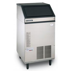 Masina fulgi de gheata, racire cu aer, productivitate: 105 kg/24h-aer 10°C, putere 400W