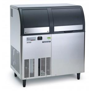 Masina fulgi de gheata, racire cu aer, productivitate: 150 kg/24h-aer 10°C, capacitate depozitare: 60kg, putere 650W