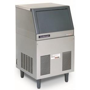 Masina fulgi de gheata, racire cu aer, productivitate: 73 kg/24h-aer 10°C, capacitate depozitare: 25kg, putere 330W