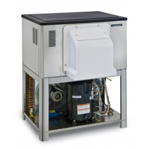 Masina fulgi de gheata, racire cu apa, productivitate: 380-426kg/24h, alimentare 380V, putere 1570W
