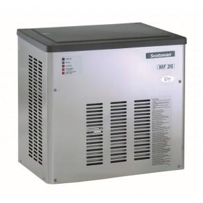 Masina modulara pentru fulgi de gheata, racire cu aer, productivitate: 120kg/24h, alimentare 220V, putere 500W