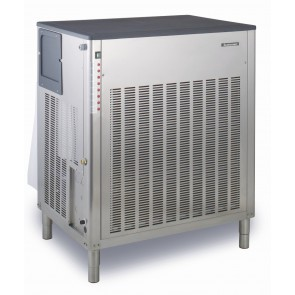 Masina modulara pentru fulgi de gheata, racire cu aer, productivitate: 2500 kg/24h, alimentare 380V, putere 6250W