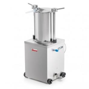 Sprit hidraulic vertical, capacitate 35 litri, lungime cilindru 460mm, alimentare 380V