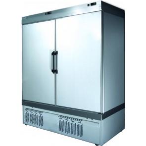 Dulap de congelare pentru inghetata,  capacitate 1300 litri-pana la 96 cuve de cap.5 litri.