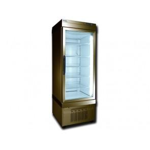 Vitrina verticala pentru produse refrigerate, temperatura de lucru -25°C/+5°C, putere 500W