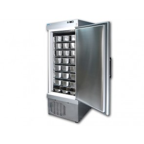Abatitor pentru patiserie, temperatura de lucru -18°C/ - 40°C, control electronic