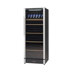Vitrina verticala pentru vinuri, putere 170 W, capacitate 338 litri