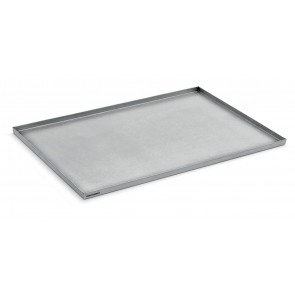 Tava neteda din aluminiu, dimensiuni 600x400mm
