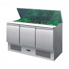 Saladeta, capacitate 400 litri, temperatura de lucru +2°C/+8°C