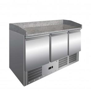 Banc de pizza, capacitate 400 litri, putere 240 W