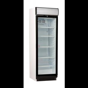 Vitrina verticala de refrigerare, volum 345 litri, temperatura de  lucru 1°C÷10°C