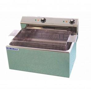 Friteuza pentru gogosi, capacitate 16 litri, putere 2x3000W