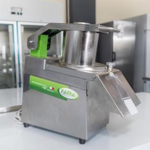 Masina de taiat legume, second hand, productivitate 200 kg/ora-felii, 300 kg/ora-cubulete
