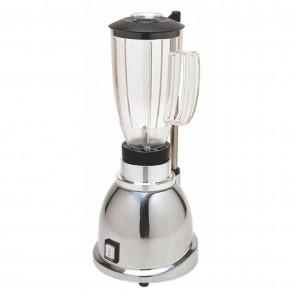 Blender simplu, pahar din plastic, capacitatea 1.5 litri, putere 400 W
