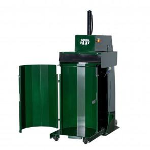 Presa de compactat deseuri, putere 370 W, forta de presare cca 0.5 tone