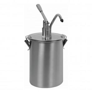 Dispenser sos, Inox, capacitate 5 litri